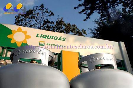 No dia de hoje, Petrobras reajusta preço do gás de botijão em 15%