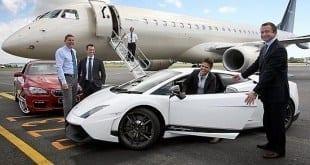 Milionários da Ásia serão os mais ricos do mundo em 2015