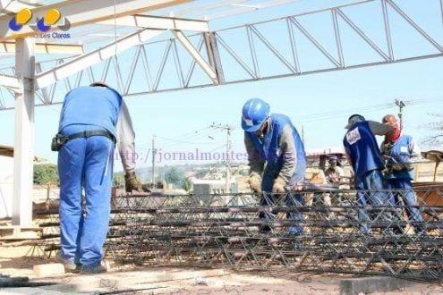 MG - Reinício de obras pelo Governo de Minas gera mais de mil empregos diretos -  Crédito (foto): Mércia Lemos