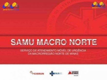 Montes Claros – Plantão SAMU 14/09/2015