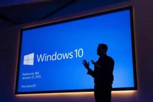 WINDOWS 10 atingue 100 Milhões de instalações no mundo