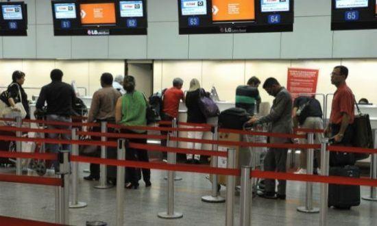 Infraero ainda está estudando qual o melhor formato para licitar os check-ins