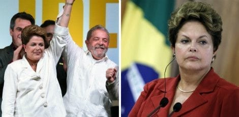 A alegria da vitória eleitoral deu lugar ao desafio diário dos escândalos atuais