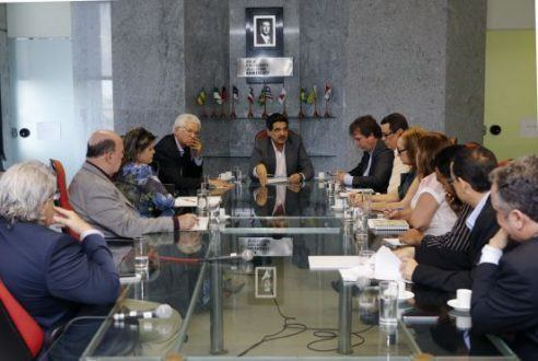 Norte de Minas - Energia Fotovoltaica do Norte de Minas Adenor e Sedinor participam do Fórum Sudene de Energia e articulam apoio para implantação