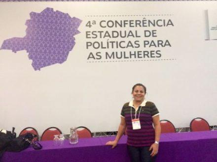 Montes Claros - Dra. Maiza Rodrigues, eleita a delegada representando Minas, na conferência nacional das mulheres