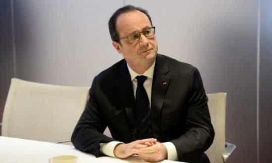 Presidente francês, Hollande afirmou que as demissões podem ser evitadas mediante o diálogo
