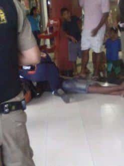 Montes Claros - Homem esfaqueado pede socorro dentro de um Shopping da zona Sul de Montes Claros