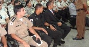 Montes Claros - PM inicia curso de capacitação para manuseio com arma de fogo para 90 agentes penitenciários