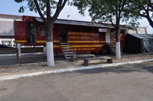 """Montes Claros - Operação """"Sertão Veredas"""" é criada para otimizar o enfrentamento aos incêndios florestais no Norte de Minas"""
