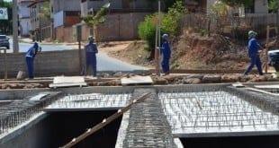 Montes Claros - Construção de pontes melhora os acessos e a mobilidade em bairros de Montes Claros