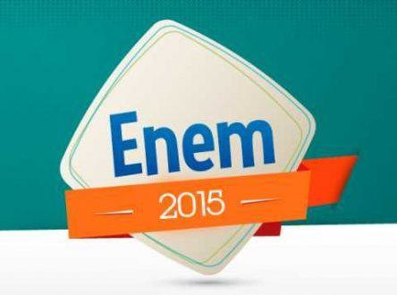 Enem 2015 - Notas do Enem e edital do Sisu devem sair até primeira semana de janeiro