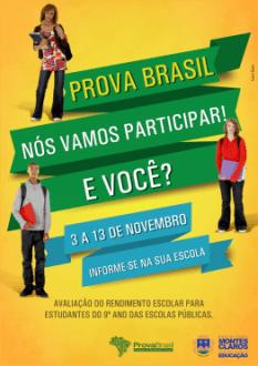 """Montes Claros - Estudantes da educação municipal serão preparados para a """"Prova Brasil"""""""