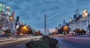 Buenos Aires é uma delícia: tem bons restaurantes, passeios legais e está a apenas cinco horas de voo do Recife. (foto: Flickr/alexreyes)