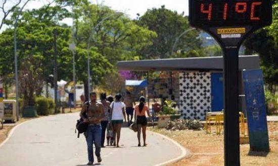No Brasil, o fenômeno se caracteriza por chuvas mais intensas nas regiões Sul e Sudeste e tempo mais seco nas regiões Norte e Nordeste