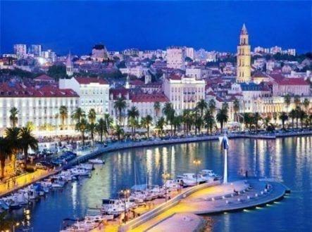 É quase 1 pra 1, mas compensa e muito. A Croácia ainda é uma Europa low-profile, a preços módicos. Tem de aproveitar agora, porque daqui a alguns anos, a coisa vai bombar e tudo vai ficar o olho da cara. (Foto: Ante-Zubovic/Croatian Tourist Board)