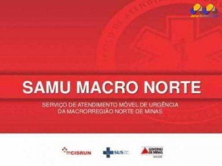 Montes Claros – Plantão SAMU 22/10/2015