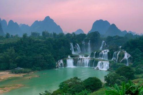 O Vietnã é um dos países mais lindos e baratos do Sudeste Asiático. Dá para conseguir hotel confortável por menos de US$ 50 ao dia e refeições deliciosas em restaurantes bacanas por menos de US$ 20. (Foto: Thinkstock)