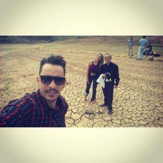 Montes Claros - Padre Bessa faz sucesso na internet com campanha contra desperdício de água