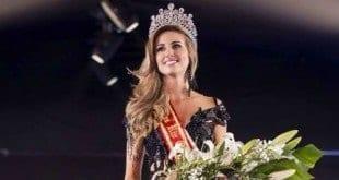 A nova Miss Brasil é natural de Vale Real, uma cidade de 6 mil habitantes no RS