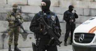 Europa - Bruxelas continua sob alerta máximo devido a risco de ataques terroristas