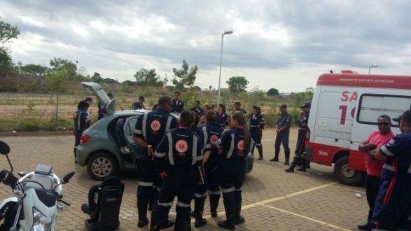 Norte de Minas - Samu realiza curso de urgência e emergência na microrregião de Pirapora