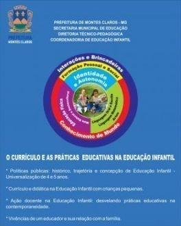 Montes Claros - Fórum Municipal de Educação Infantil acontece hoje