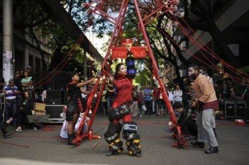 Grupo Extase - Foto de Reyner Araújo