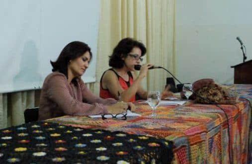 II Conferência - Professora Cláudia Maia e Tânia Mara