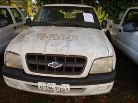 Montes Claros - Leilão de viaturas inservíveis e sucatas da PM é na próxima quarta (02/12)