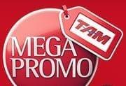 Mega Promo da TAM garante passagens a partir de R$ 59
