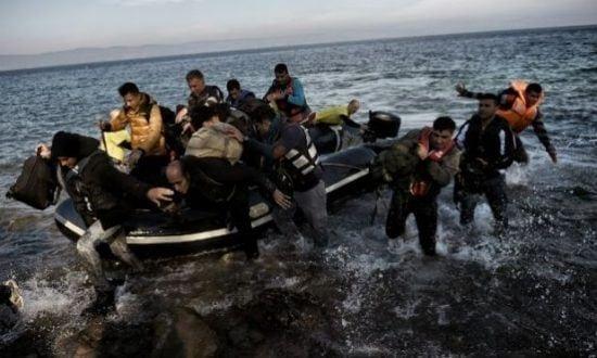 Turquia, que acolhe oficialmente 2,2 milhões de refugiados sírios, é ponto de partida privilegiado para inúmeros migrantes