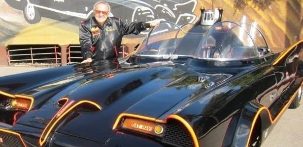 George Barris, criador do famoso Batmóvel, morre aos 89 anos