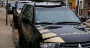 PF realizou operação Tyrannos em cinco cidades de Minas e SP