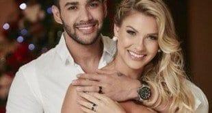 Gusttavo Lima e Andressa Suita se casam em cerimônia discreta