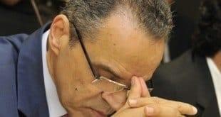 Ministro do Turismo, Henrique Eduardo Alves (PMDB-RN)