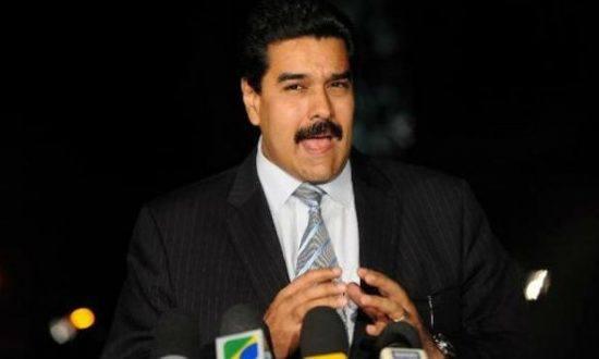 """Maduro atribuiu o resultado à """"guerra econômica"""" contra o governo venezuelano Foto: Fabio Pozzebom/Agência Brasil"""