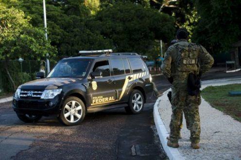 """Operação """"Catilinárias"""" – PF faz buscas nas casas dos ministros Celso Pansera e Henrique Eduardo Alves"""