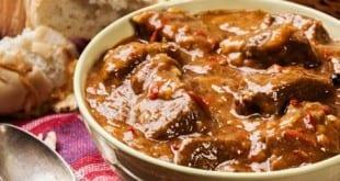 Gastronomia - Receita de Carne fiorentina com molho de tomate