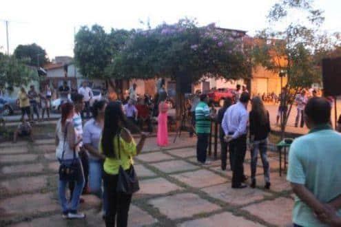 Montes Claros - Vila Áurea ganha Academia de Saúde ao ar livre