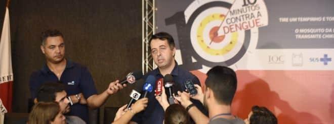 MG - Secretaria de Saúde de Minas divulga ações sobre casos de microcefalia em Minas Gerais