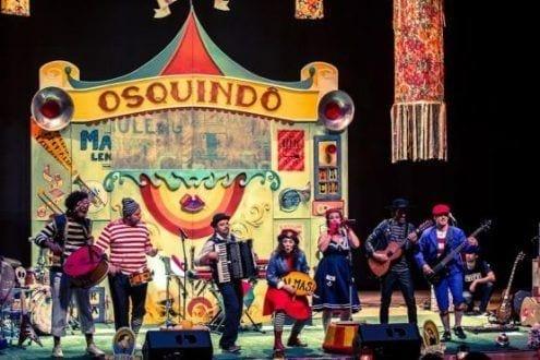 Cultura Moc - Osquindô se apresentará durante a Festa Nacional do Pequi