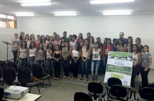 Curso de Técnico em Enfermagem pelo Pronatec inicia atividades para mais três turmas no CEPT