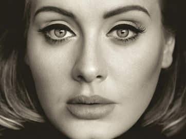 Adele encerra 2015 com 14 milhões de cópias vendidas do álbum '25' no mundo