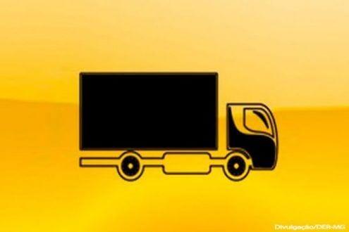 MG - Circulação de veículos de carga será restrita no dia 31 de dezembro