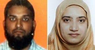 Rizwan Syed Farook e sua esposa, Tashfeen Malik, são os principais suspeitos