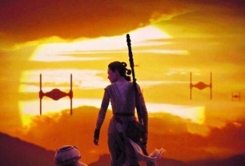 """""""Star Wars"""". Apenas três dias após sua pré-estreia mundial, filme já é considerado um dos melhores de 2015"""