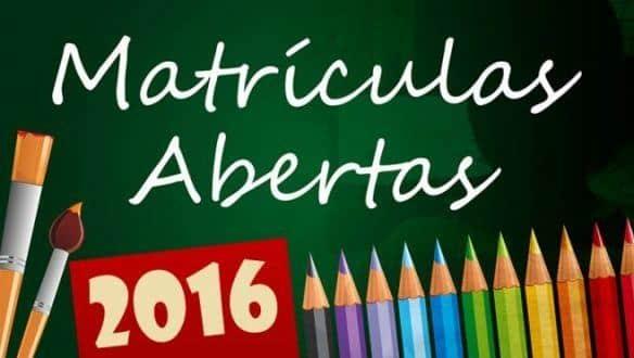 Começa hoje o período de matrículas na rede pública de ensino em Minas