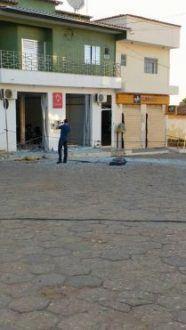 Norte de Minas -Agência bancária e agência dos correios são explodidas em Ninheira
