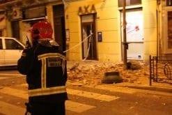Europa - Terremoto na Espanha registra nove réplicas