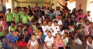 Norte de Minas - Mirabela recebe Projeto Roda Ouro